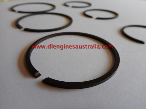 Bowman Piston Ring DLE30 DLE60
